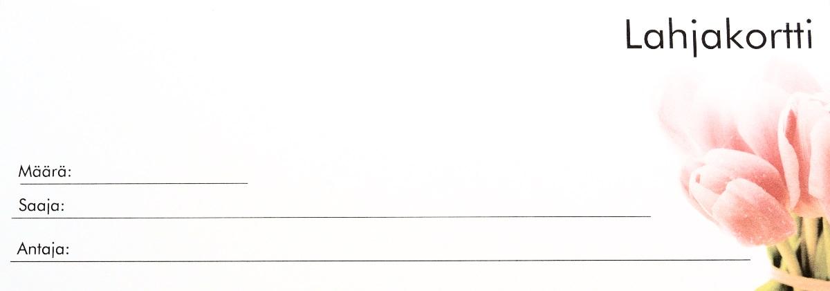 Lahjakortti